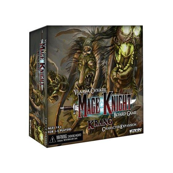 Mage Knight Krang Character Expansion