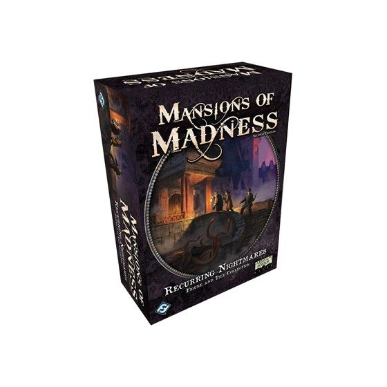 Mansions of Madness Second Edition - Recurring Nightmares