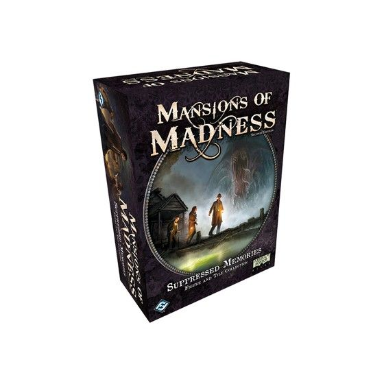 Mansions of Madness Second Edition - Suppressed Memories