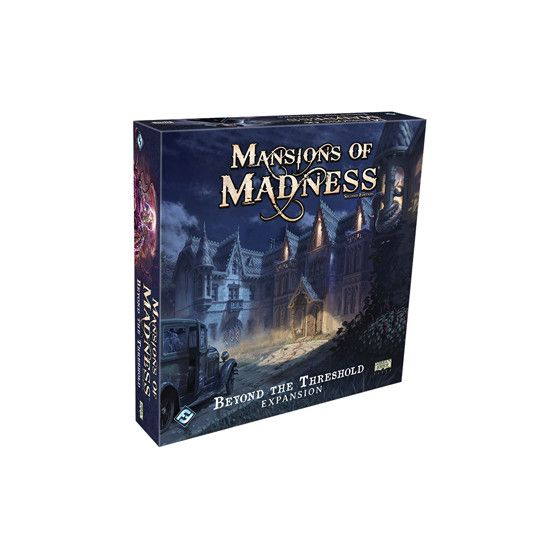 Mansions of Madness Second Edition – Beyond the Threshold