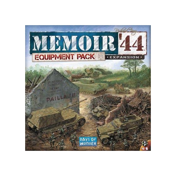 Memoir'44 - Equipment Pack