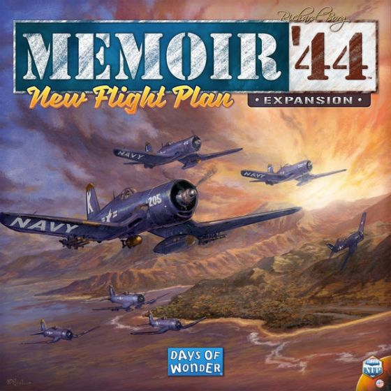 Memoir'44 - New Flight Plan