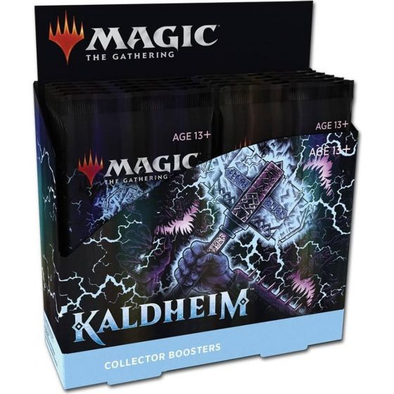 MTG - Kaldheim Collector Booster box