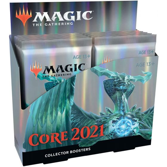 MTG: Core Set 2021 Collector Booster Box