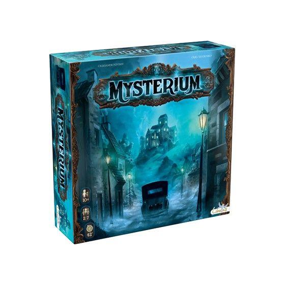 Mysterium (Engelstalig)