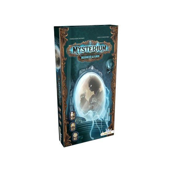 Mysterium Secrets & Lies (Engelstalig)