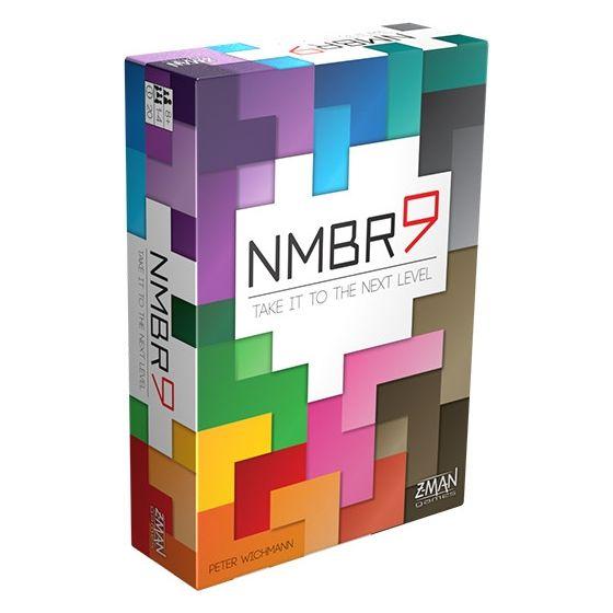 NMBR 9 (Engelstalig)