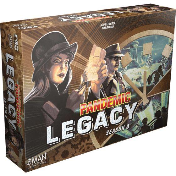 Pandemic Legacy Season 0