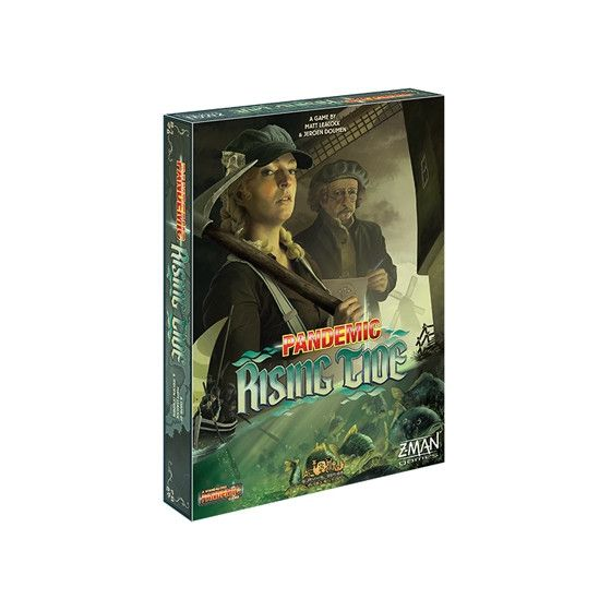 Pandemic Rising Tide ENG Collector's Edition