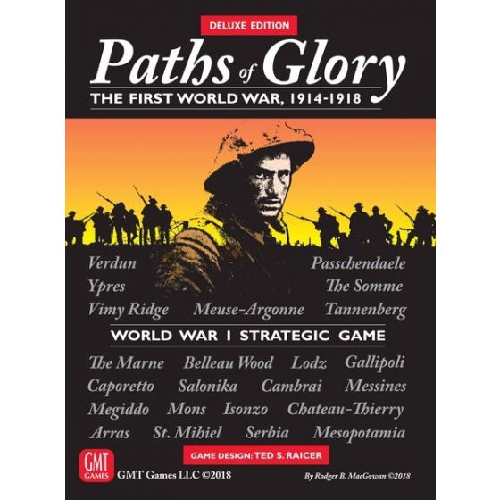 Paths of Glory ‐ Deluxe Edition Sixth Printing (2018)