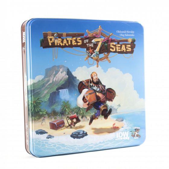 Pirates of the 7 Seas (Tin)