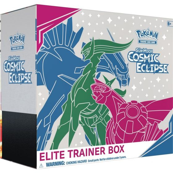 Pokemon Sun & Moon Cosmic Eclipse Elite Trainer Box