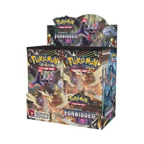 Pokemon Sun & Moon Forbidden Light - Booster Box