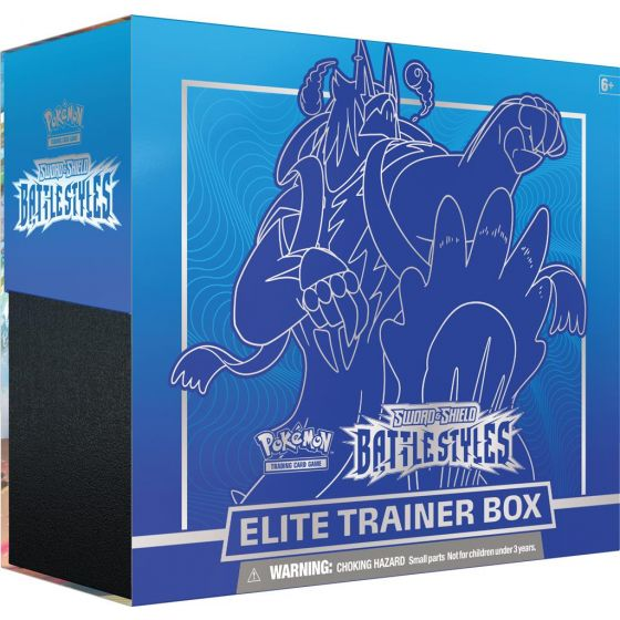 Pokemon Sword & Shield Battle Styles Elite Trainer Box Rapid Strike Urshifu