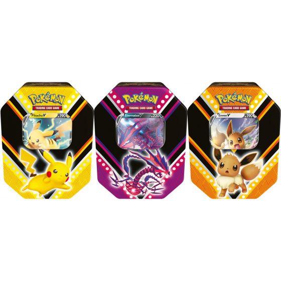 Pokemon TCG Fall 2020 Tin bundel
