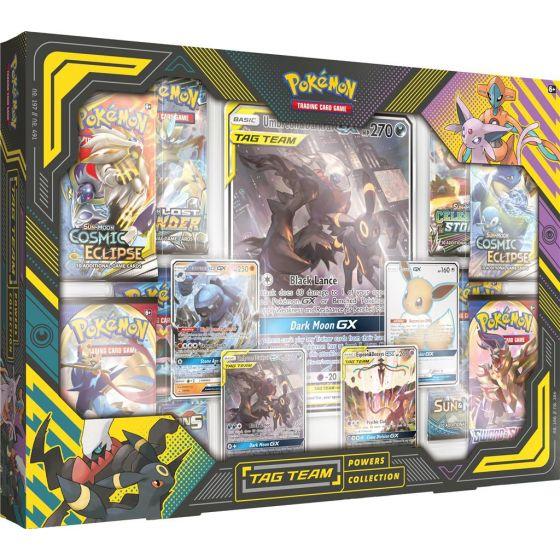Pokemon TCG Tag Team Powers Collection - Umbreon & Darkrai