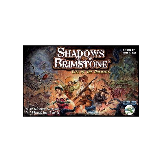 Shadows of Brimstone City of the Ancients