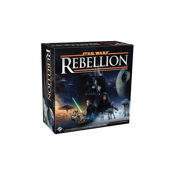 Star Wars: Rebellion Boardgame