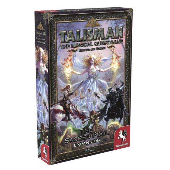Talisman - The Sacred Pool