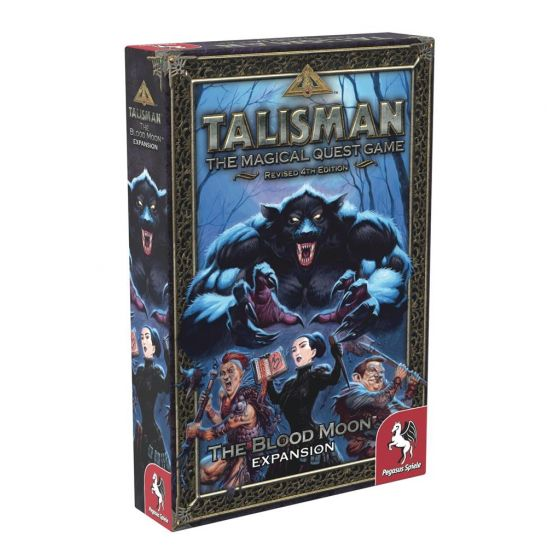 Talisman The Blood Moon Expansion