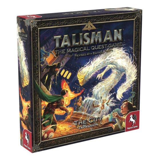 Talisman The City Expansion