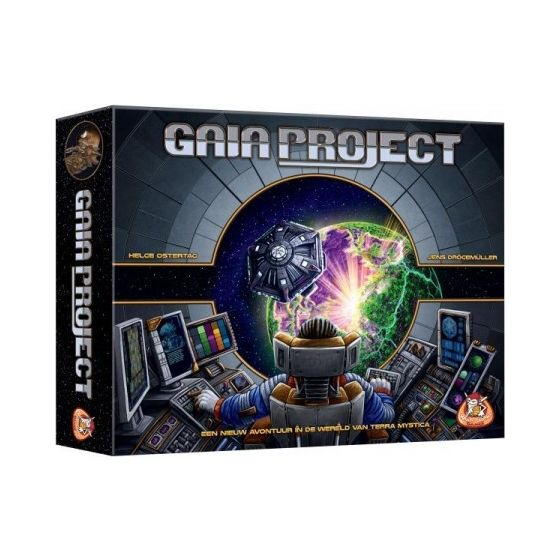 Terra Mystica Gaia Project (Nederlandstalig)