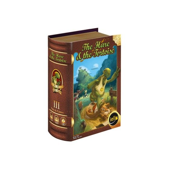 Tales & Games III - The Hare & The Tortoise