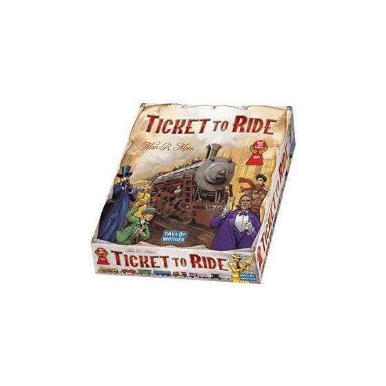 Ticket to Ride (Nederlandstalig)