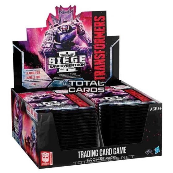 Transformers TCG - War for Cybertron Siege 2 - Booster Box