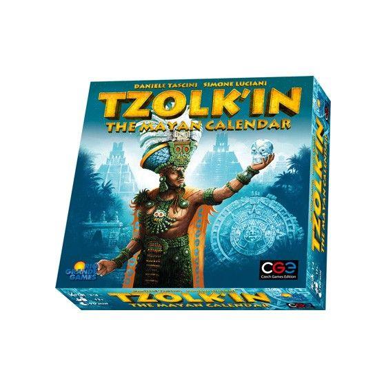 Tzolk'in - The Mayan Calendar (Engelstalig)