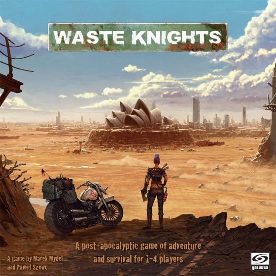 Waste Knights: Second Edition