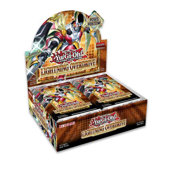YGO - Lightning Overdrive - Booster Box
