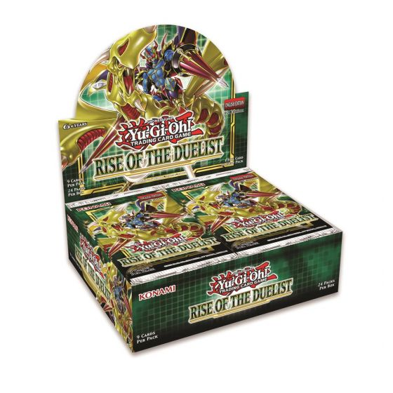 YGO - Rise of the Duelist - Booster Box