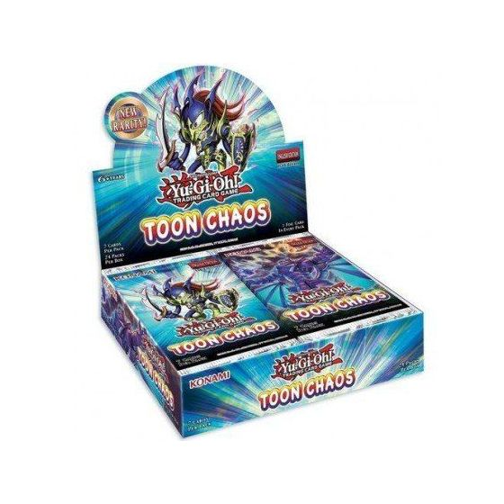 YGO - Toon Chaos - Booster Box - Unlimited Reprint