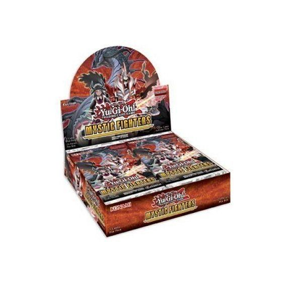 Yu-Gi-Oh! Mystic Fighters - Booster Box