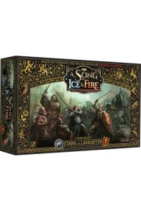 A Song of Ice & Fire: Tabletop Miniatures Game – Stark vs Lannister Starter Set