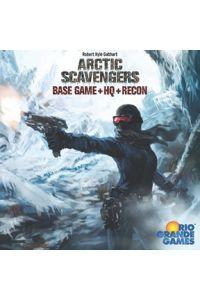 Arctic Scavengers: Base Game+HQ+Recon