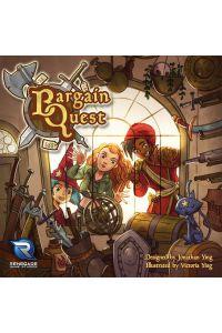 Bargain Quest ‐ Second edition