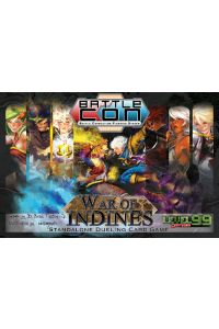 BattleCON War of Indines Remastered