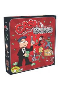 Cash 'n Guns - Second Edition (Nederlandstalig)