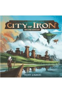 City of Iron Second Edition
