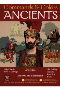 Commands & Colors: Ancients - 6th Printing