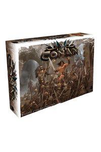 Conan - Miniatures Boardgame