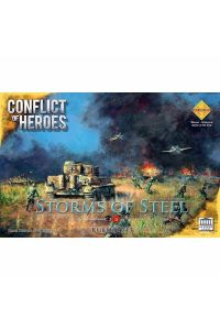 Conflict of Heroes Storms of Steel - Kursk 1943 3rd Edition