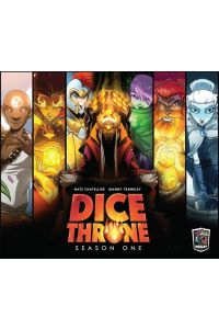 Dice Throne: Season One - Second Print