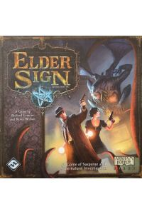 Elder Sign ‐ Revised Printing