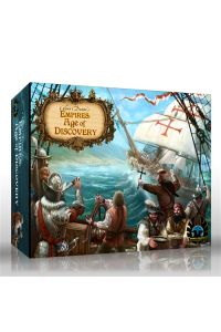 Empires Age of Discovery Deluxe Edition With Metal Coins
