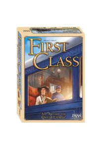 First Class (Engelstalig)