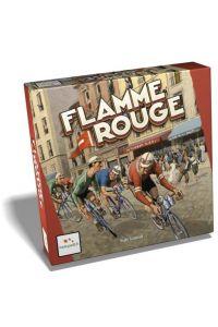 Flamme Rouge (Engelstalig)