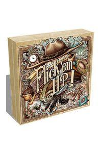 Flick 'em Up! Deluxe Wooden Box